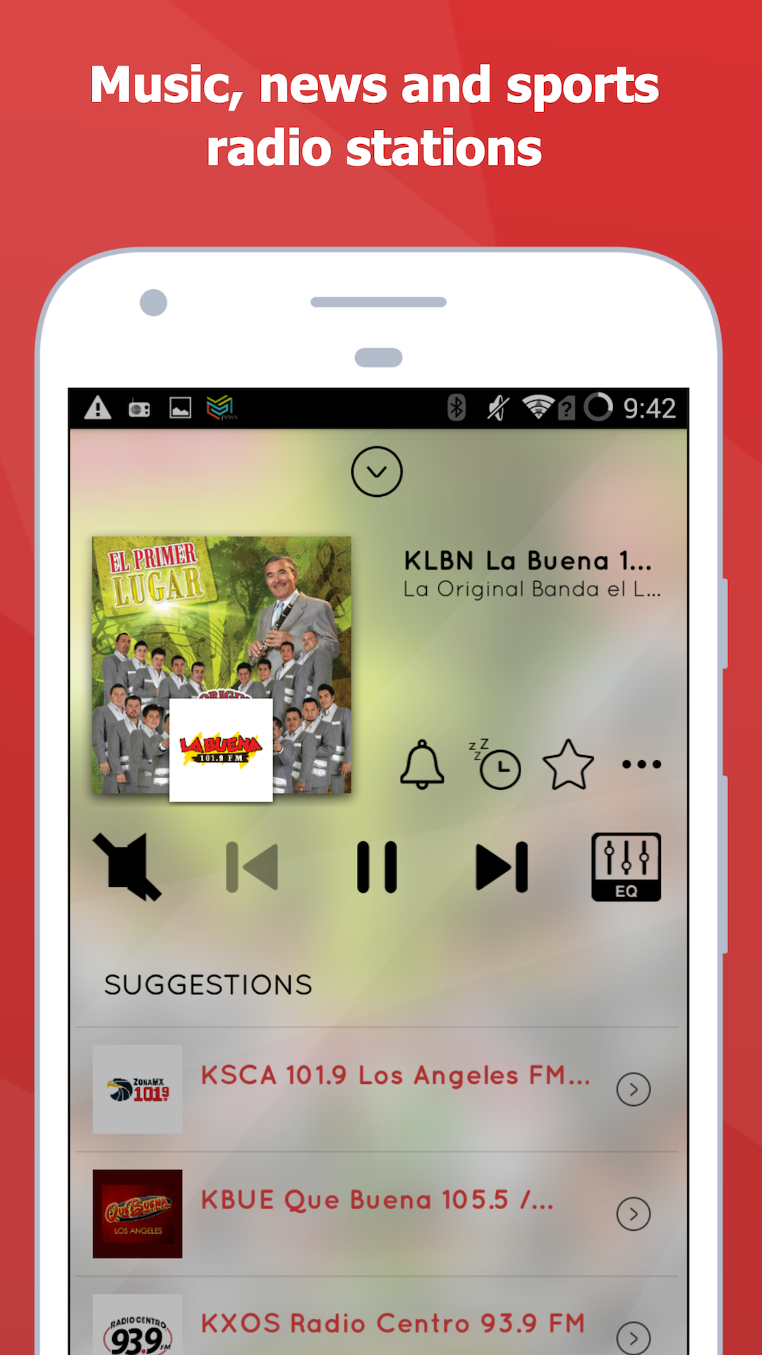 Mytuner Radio App Fm Radio Stations To Listen To For Free On