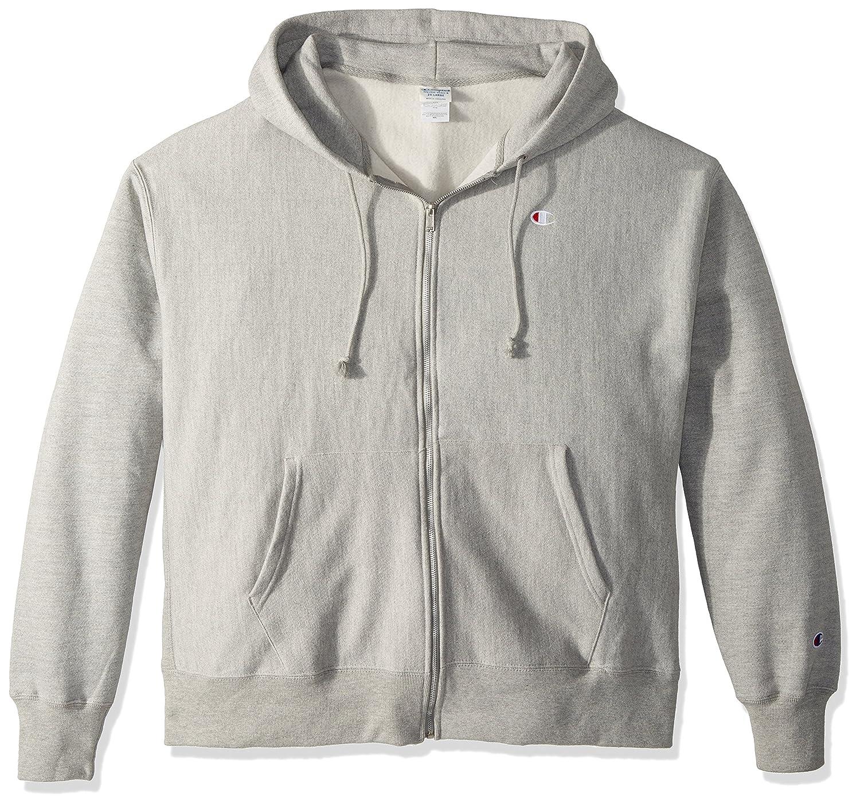 c69d211c Champion Life Reverse Weave Full-Zip Hoodie: Amazon.ca: Clothing &  Accessories