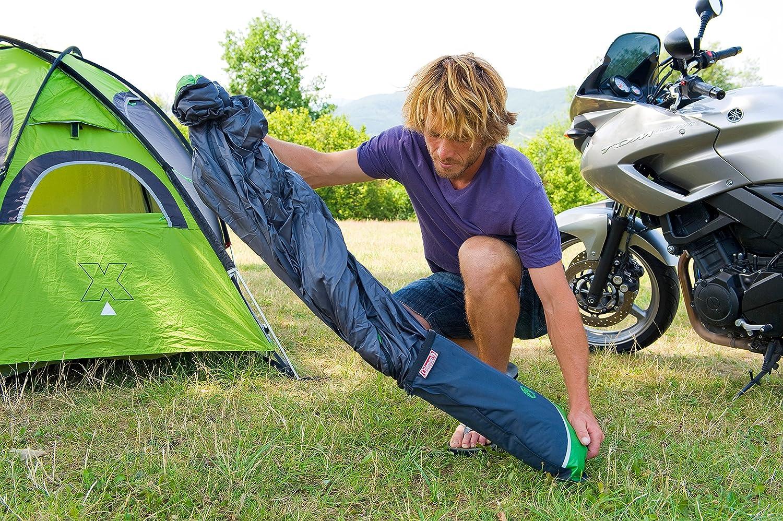 10 Grad Campingschlafsack Coleman Schlafsack Biker
