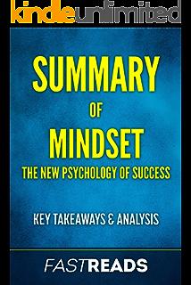 Amazon summary mindset the new psychology of successin 2 summary of mindset the new psychology of success includes key takeaways analysis fandeluxe Images
