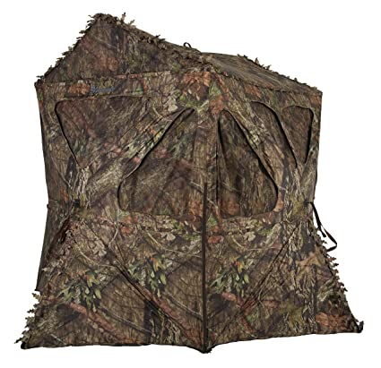 Ameristep Distorter KO Ground Blind Mossy Oak Break Up