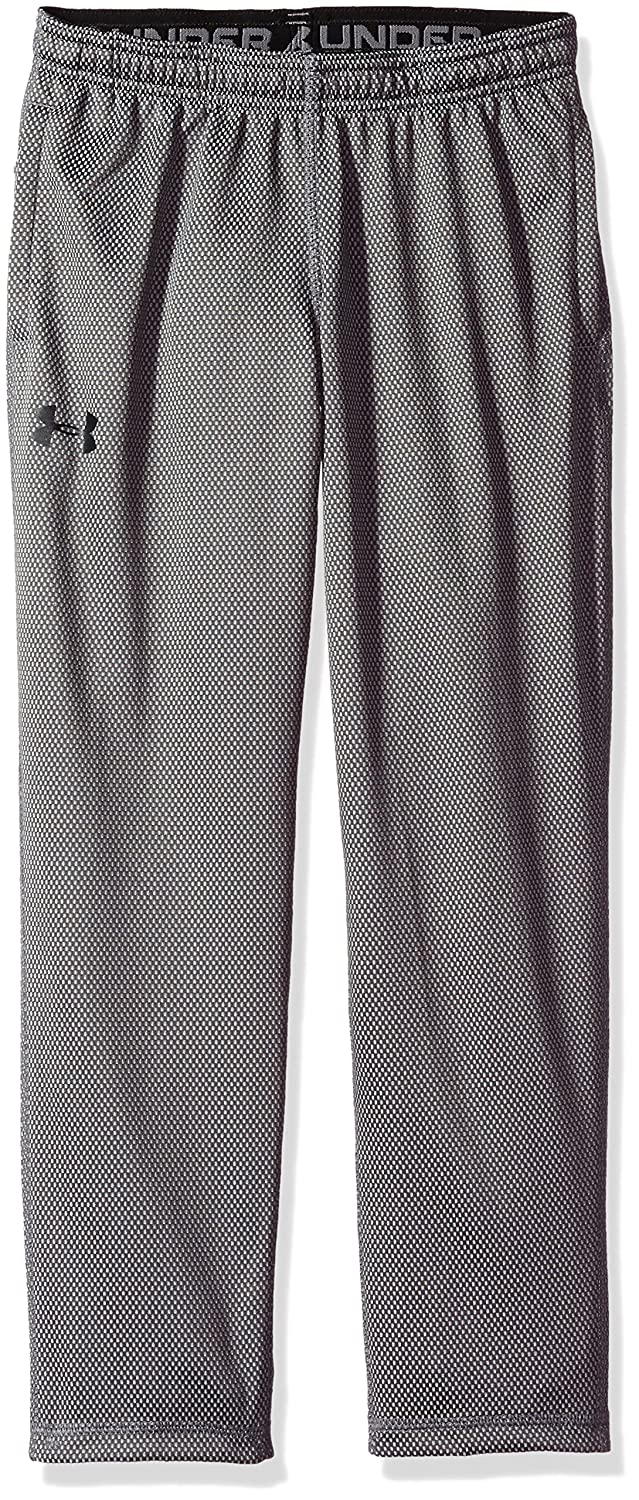 Under Armour Boys' Textured Tech Pant Under Armour Apparel 1299371