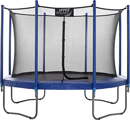 Upper Bounce Round Trampoline - Easy to Assemble