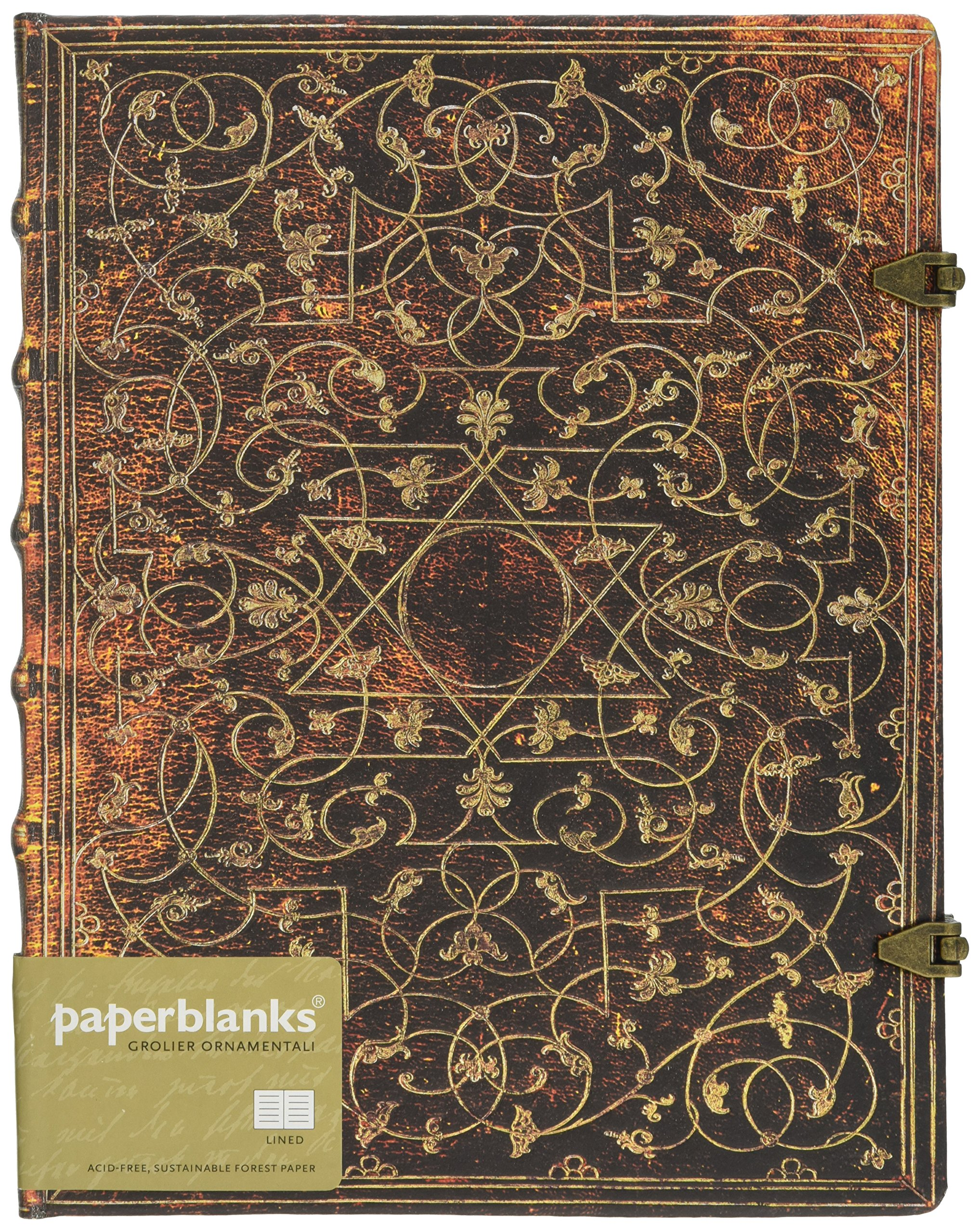 Grolier Ornamentali Ultra Lined Journal product image
