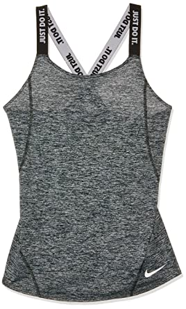 452dc50f202a0d Amazon.com  Nike Dri-FIT Older Kids  (Girls ) Training Tank Top ...