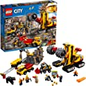 Lego 883-Piece City Mining Experts Site Building Kit
