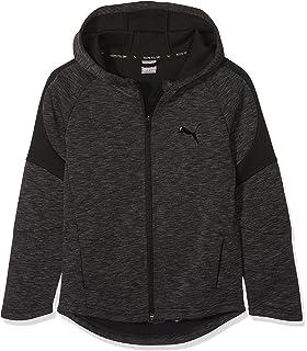 Puma Jungen Rebel Bold Fz FL Sweatshirt: : Bekleidung
