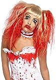 Smiffy's Blood Drip Wig Costume