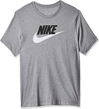 NIKE M NSW tee Icon Futura - Camiseta Hombre: MainApps: Amazon.es ...