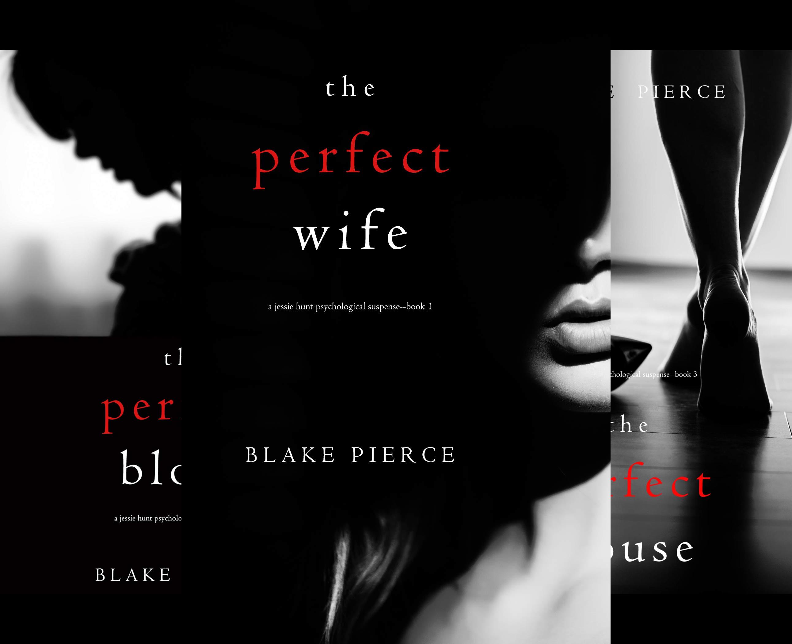 A Jessie Hunt Psychological Suspense Thriller (4 Book Series)