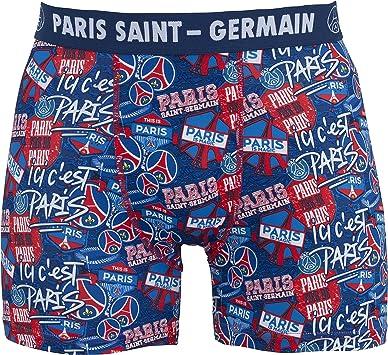 PARIS SAINT GERMAIN Boxer Short PSG Collection Officielle Taille Adulte Homme