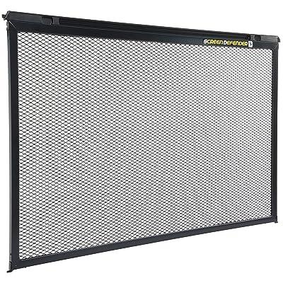 Lippert Components Screen Defender RV Entry Door Aluminum Screen Protector: Automotive