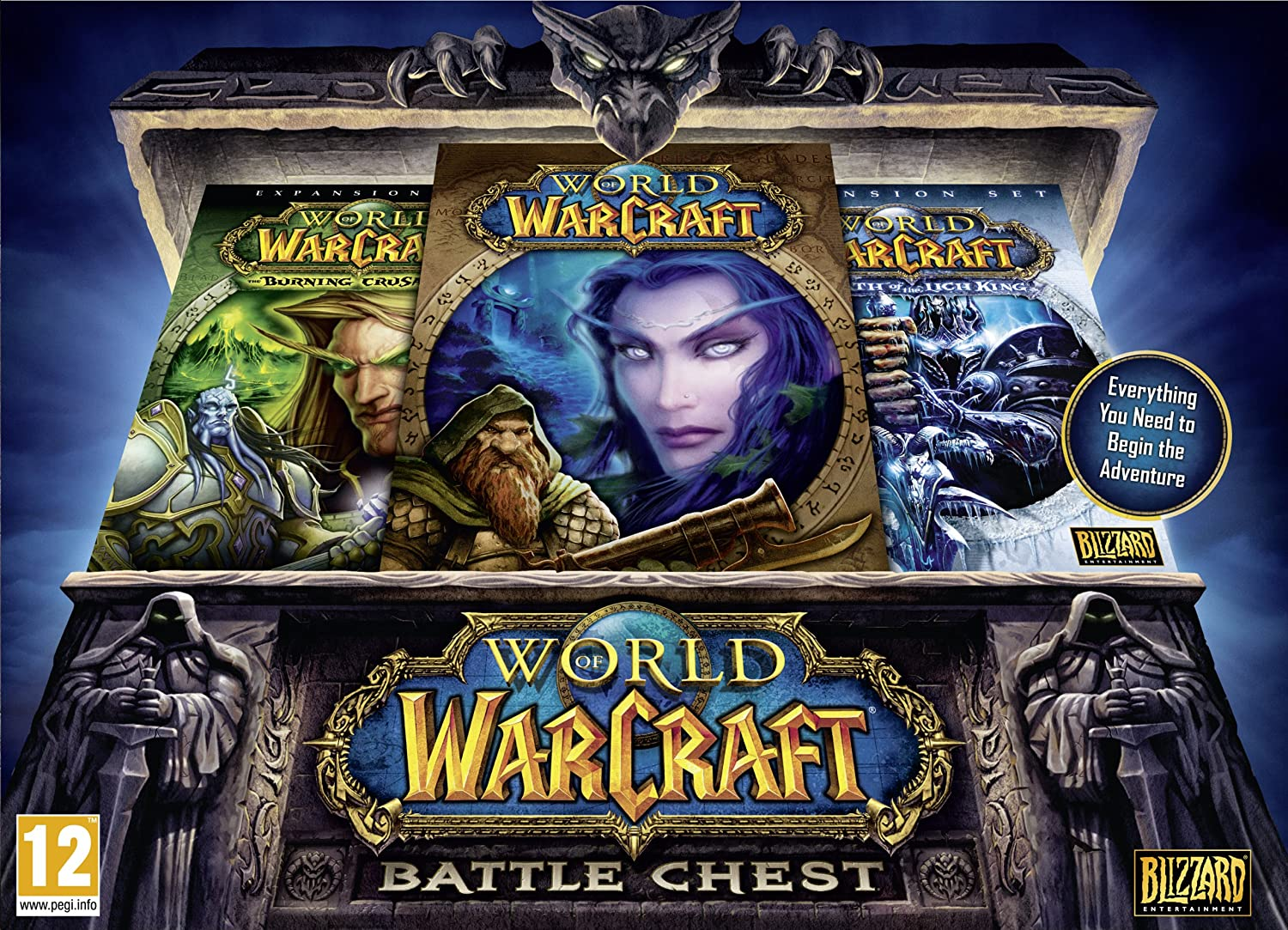 world of warcraft 2017 review