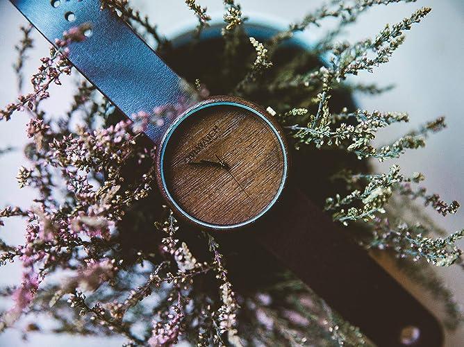 Wooden Watch Avium