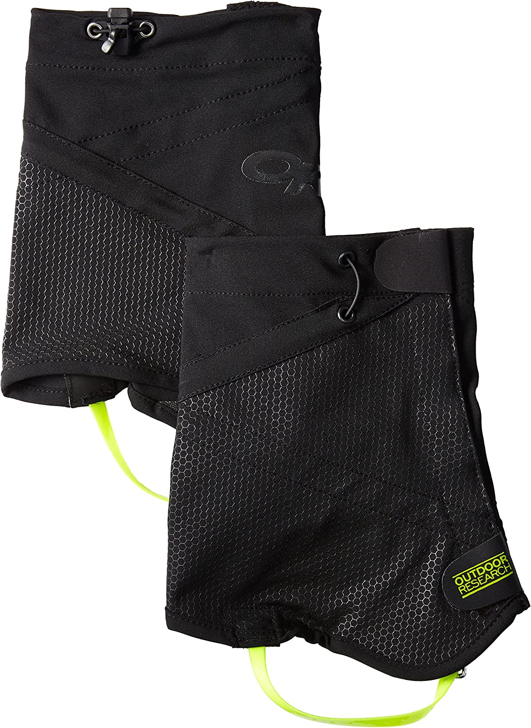 Outdoor Research Flex-Tex II Durable Hiking Backpacking Lightweight Gaiters