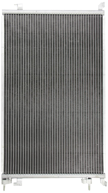 Nissens 94598 Condenser, air conditioning