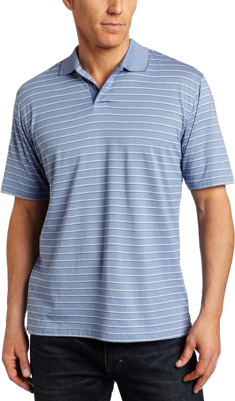 Van Heusen Mens Big and Tall Flex Short Sleeve Button Down Check Shirt