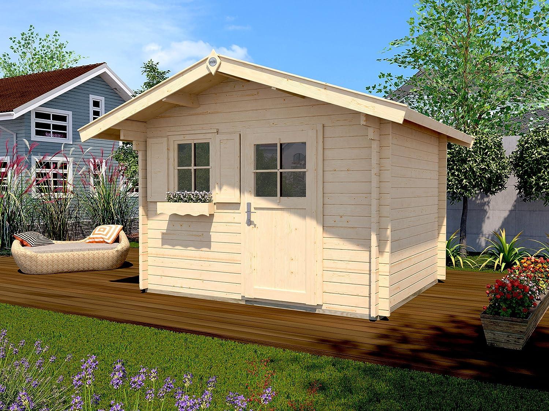 Weka Gartenhaus 131 Gr. 1