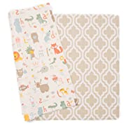Baby Care Play Mat - Haute Collection (Large, Moroccan - Beige)