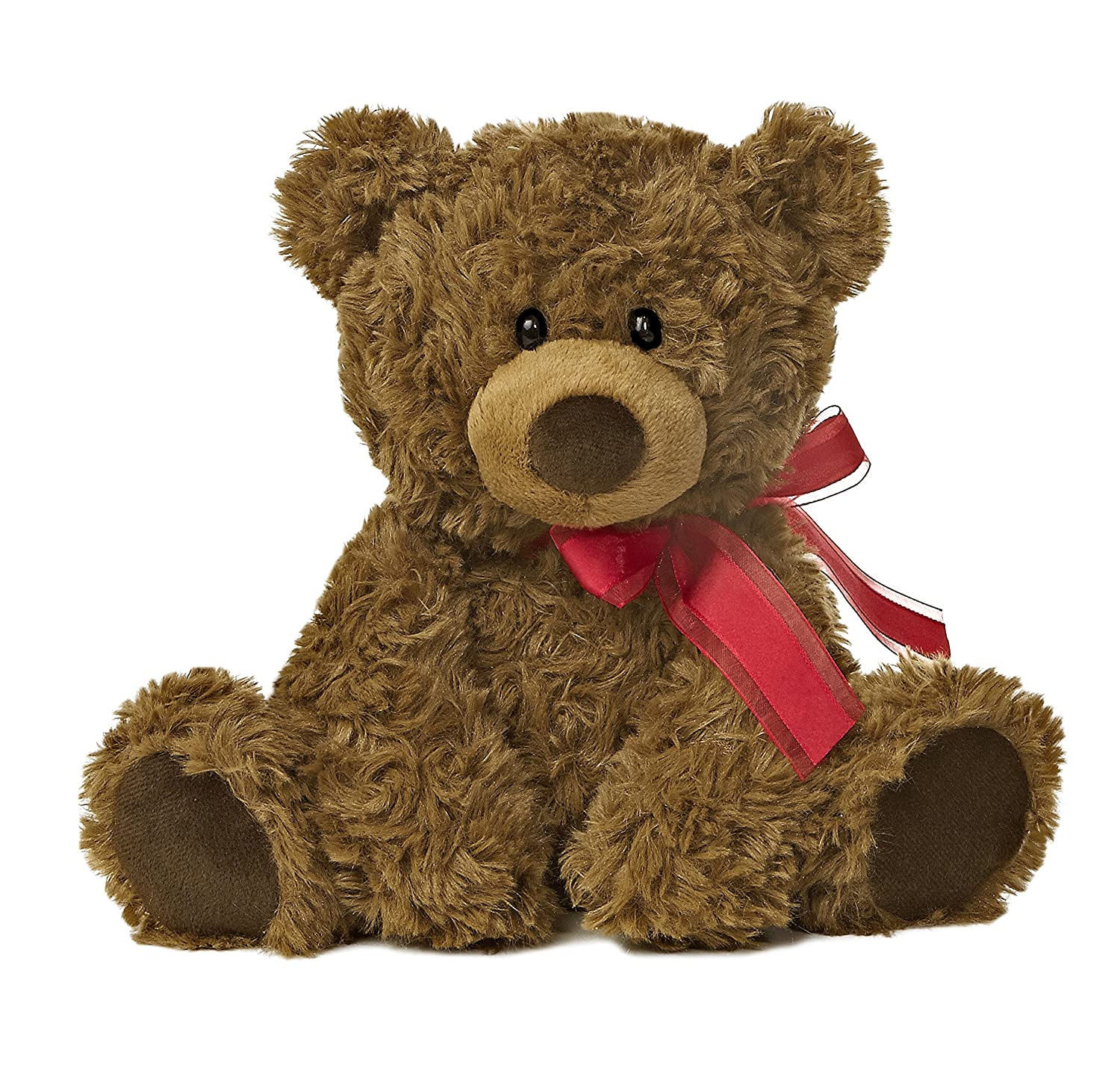 "Aurora World Small Coco Bear Plush, 10.5"" 10.5"" 09838"