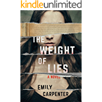 The Weight of Lies: A Novel (English Edition)