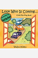 Look Who Is Coming, Personalized Book Board book