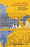 India Since Independence by Bipan Chandra (11-Feb-08) Paperback