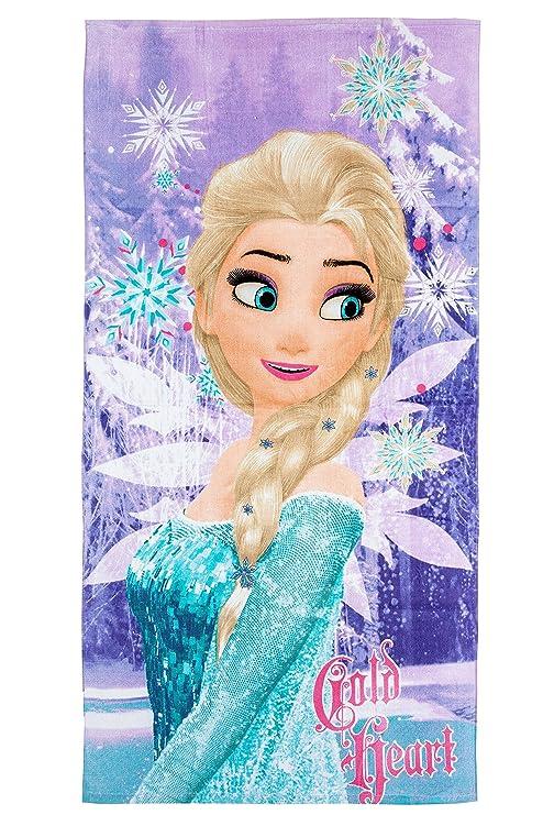 """Disney Frozen Frozen de toalla de playa/toalla """"Cold Heart, 70"""