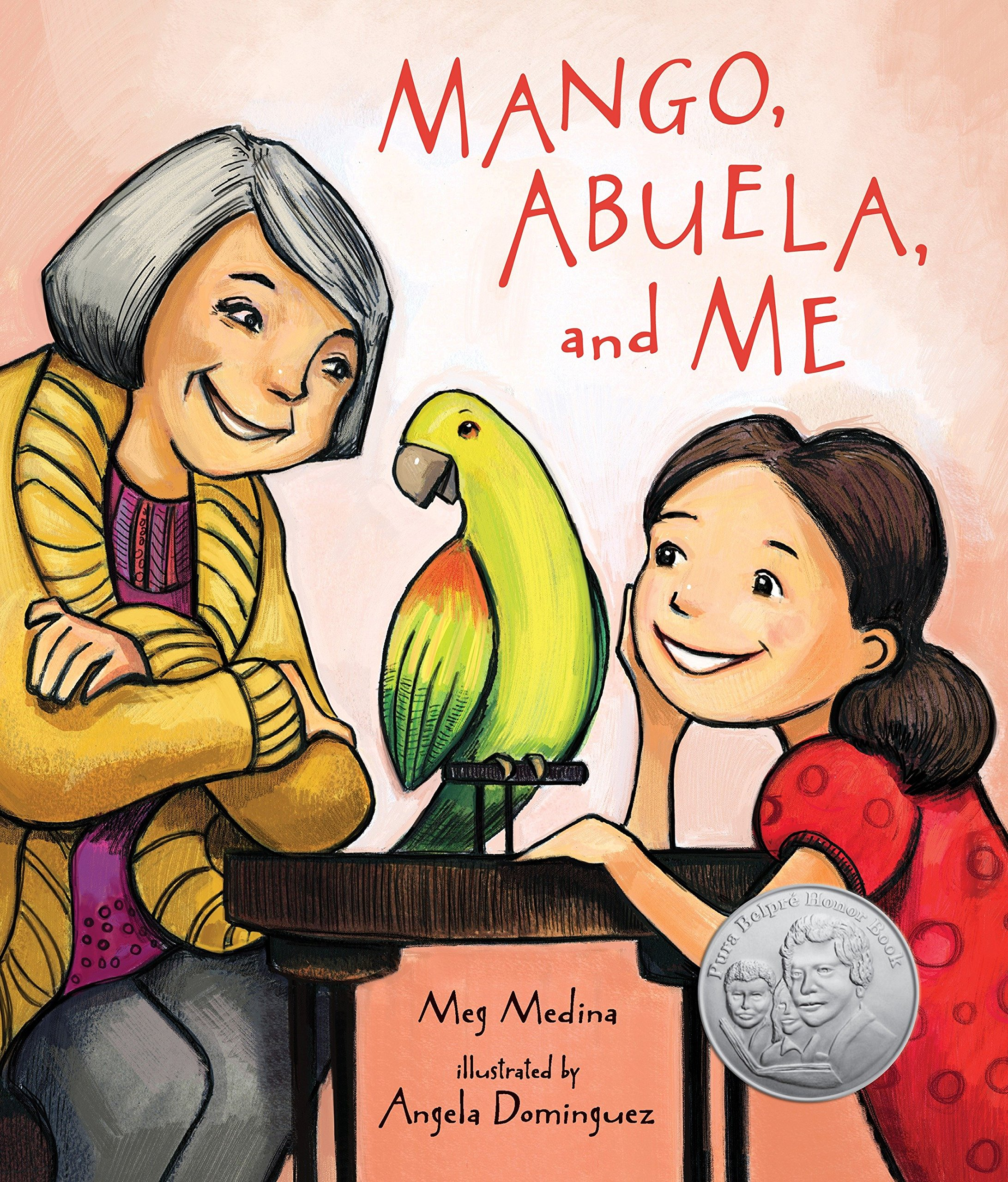 Download Mango, Abuela, and Me PDF