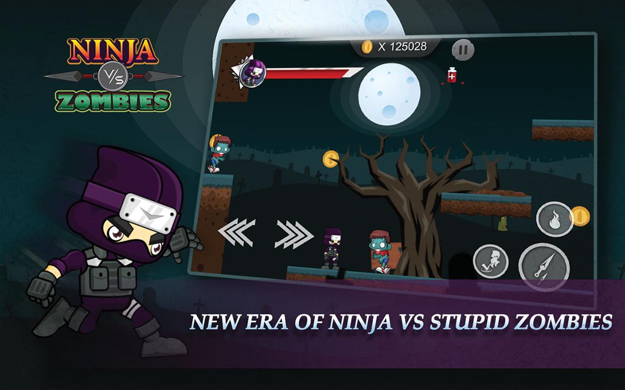 NinjaVSStupidZombies: Amazon.es: Appstore para Android