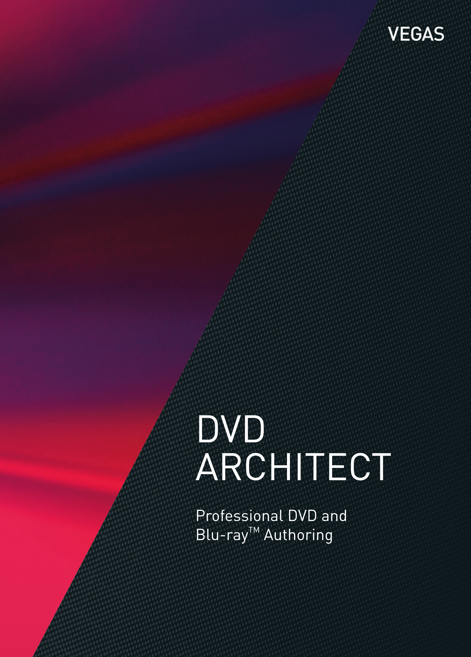 VEGAS DVD Architect [Download] by MAGIX