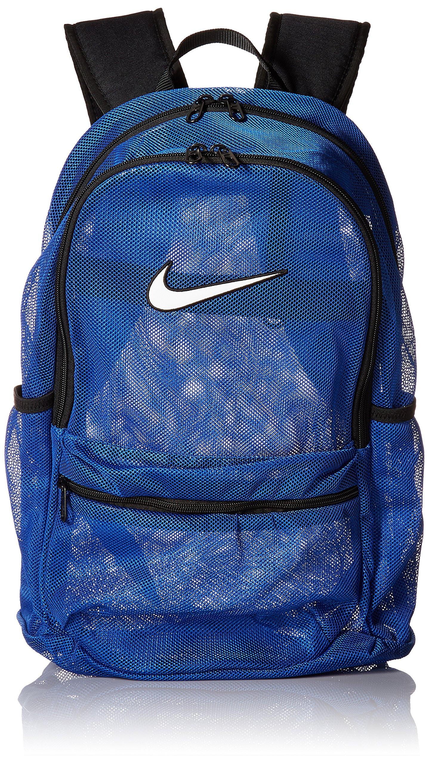 disfruta de precio barato Buenos precios servicio duradero NIKE Brasilia Mesh Backpack- Buy Online in Dominica at Desertcart
