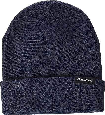 Dickies Streetwear Cap Alaska Gorro de Punto, Azul (Navy Blue NV ...