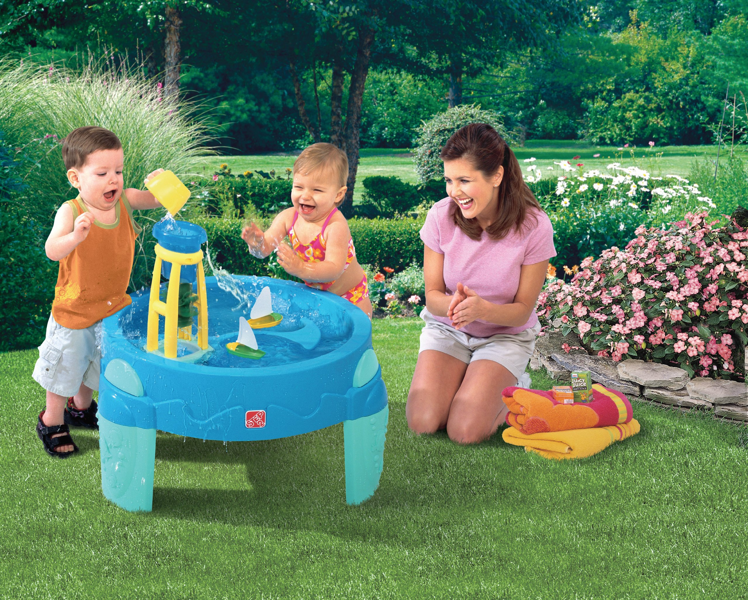 Step2 WaterWheel Activity Play Table by Step2 (Image #6)