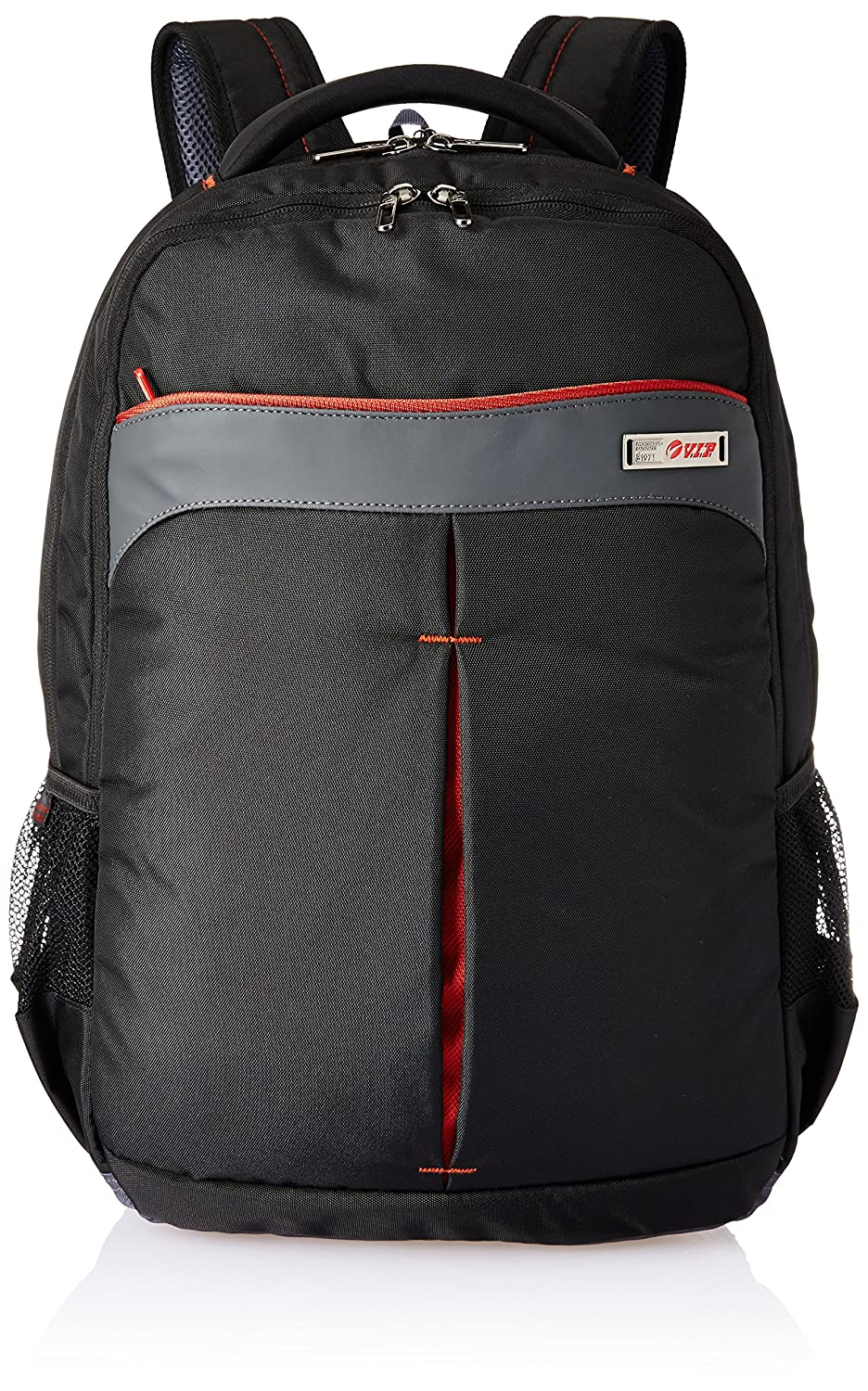 VIP Radian 27 Ltrs Black Laptop Backpack (LPBPRAD01BLK)