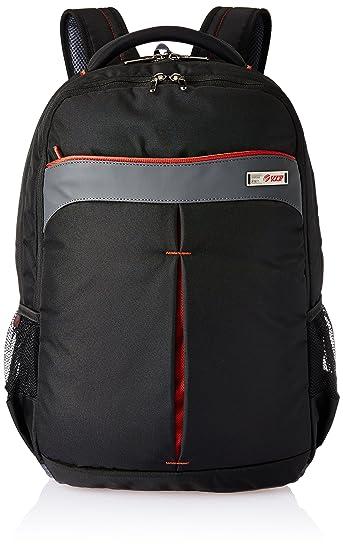 916b37a4064 VIP Radian 27 Ltrs Black Laptop Backpack (LPBPRAD01BLK)