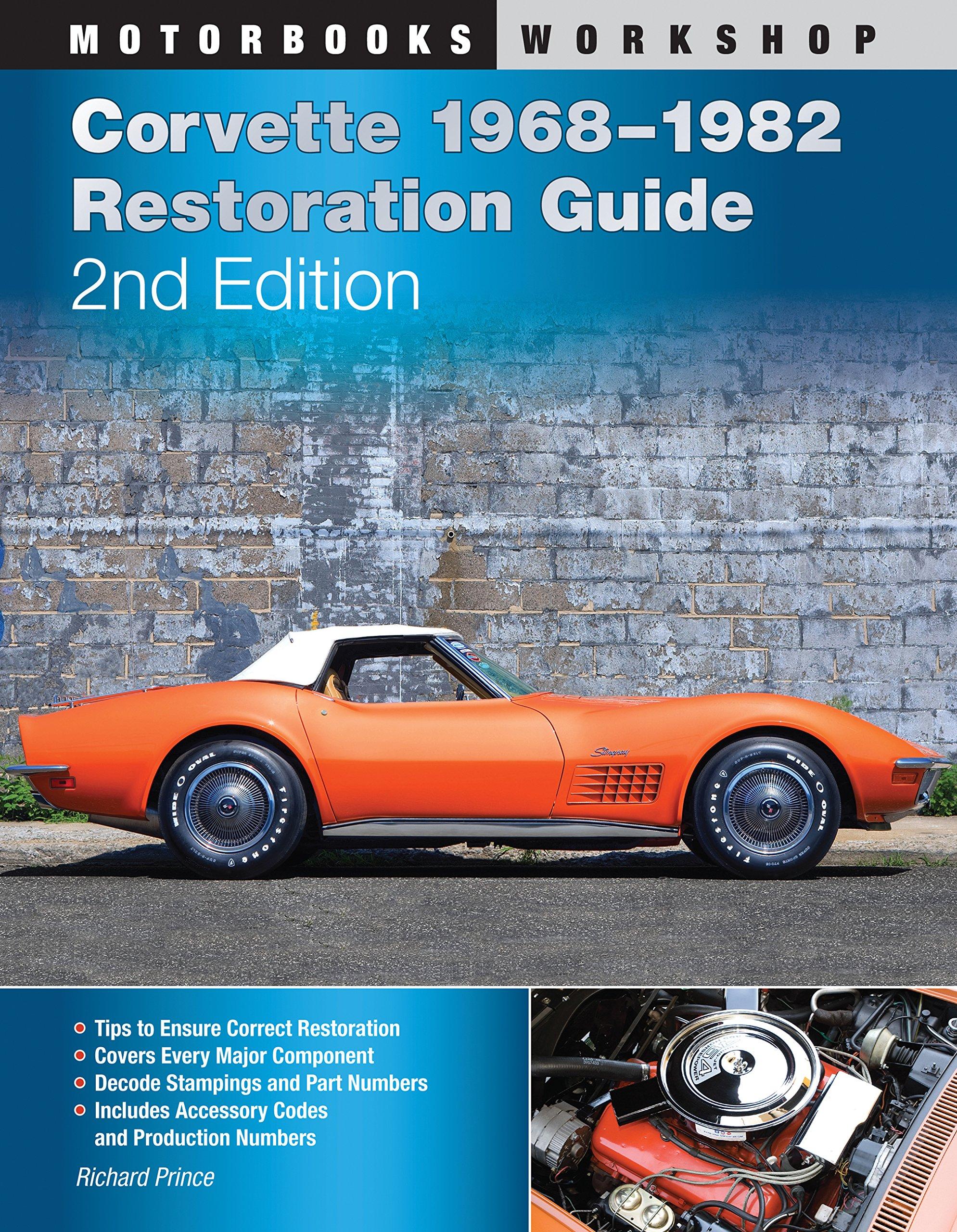 corvette c3 manual