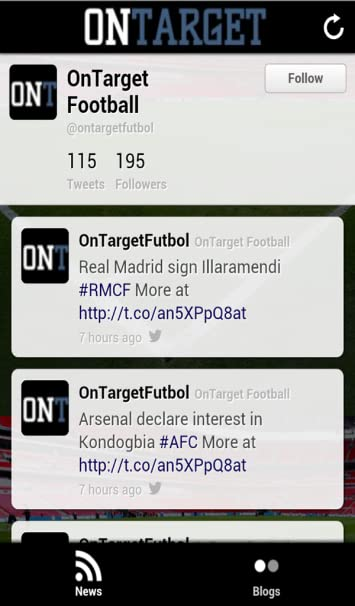 Amazon com: OnTarget Football: Appstore for Android