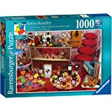 Ravensburger Perplexing Puzzles No.9 - Retro Revelry, 1000pc Jigsaw Puzzles