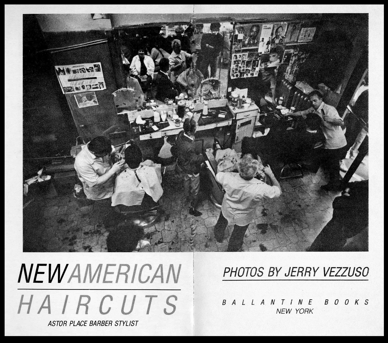 New American Haircuts Jerry Vezzuso 9780345323972 Amazon Books