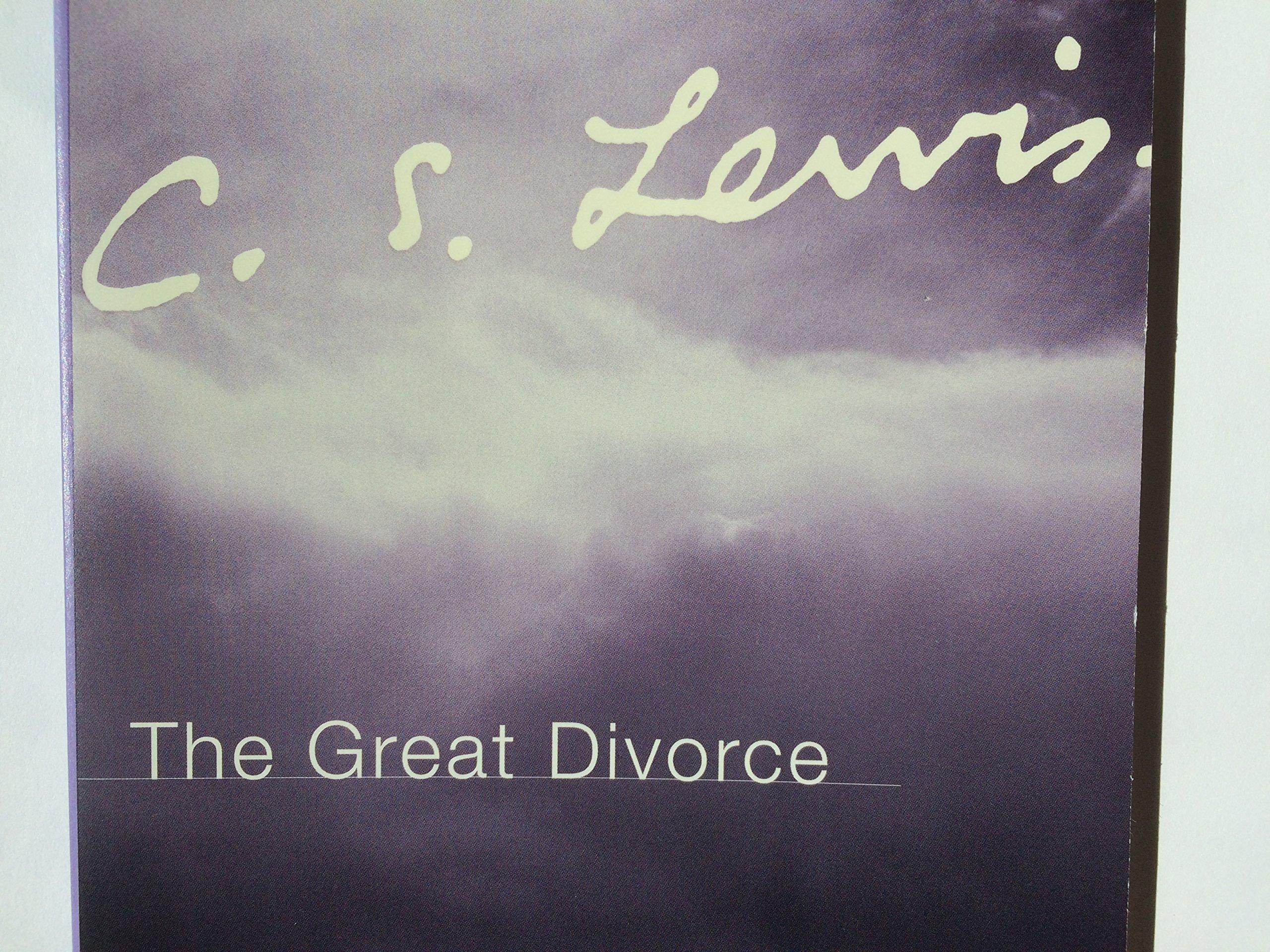 Download The Great Divorce - A Dream PDF ePub fb2 book