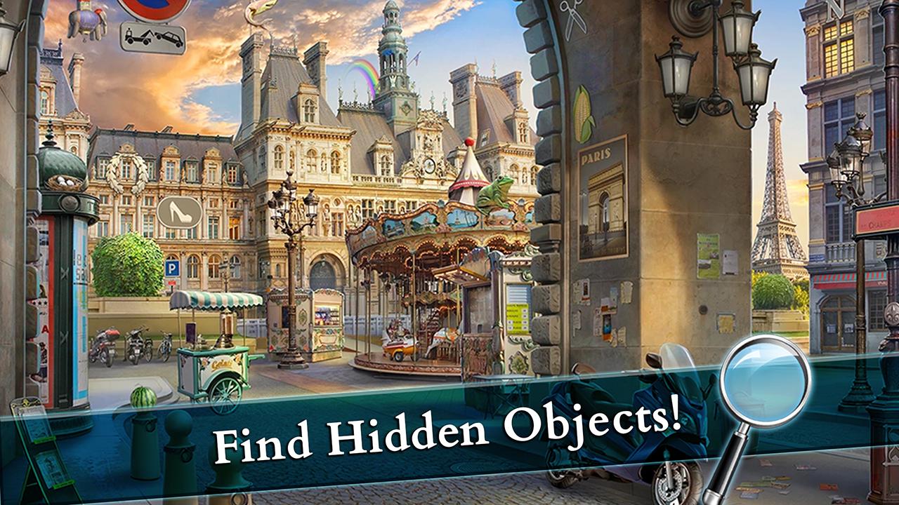 Hidden Object Mystery Society 2 Hidden Puzzles