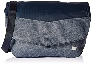 222c0d35d5c Jack Wolfskin Wool Tech Messenger Bag One Size Dark Sky: Amazon.co ...