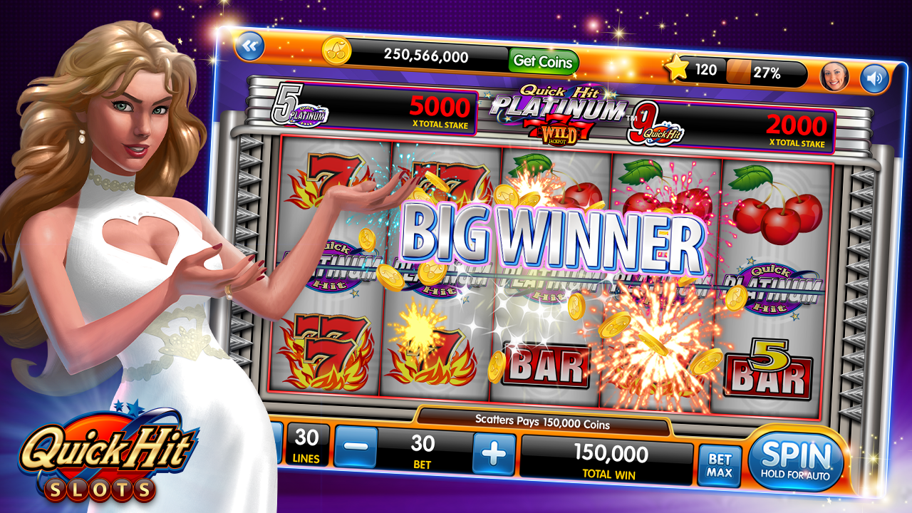Quick Hit Slots Free Download