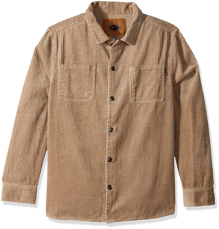Rusty Mens Buzz Kill Long Sleeve Shirt
