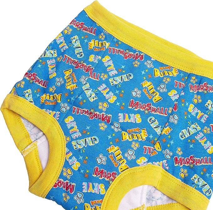 PAW PATROL Unisex-Baby Potty Training Pants Multipack