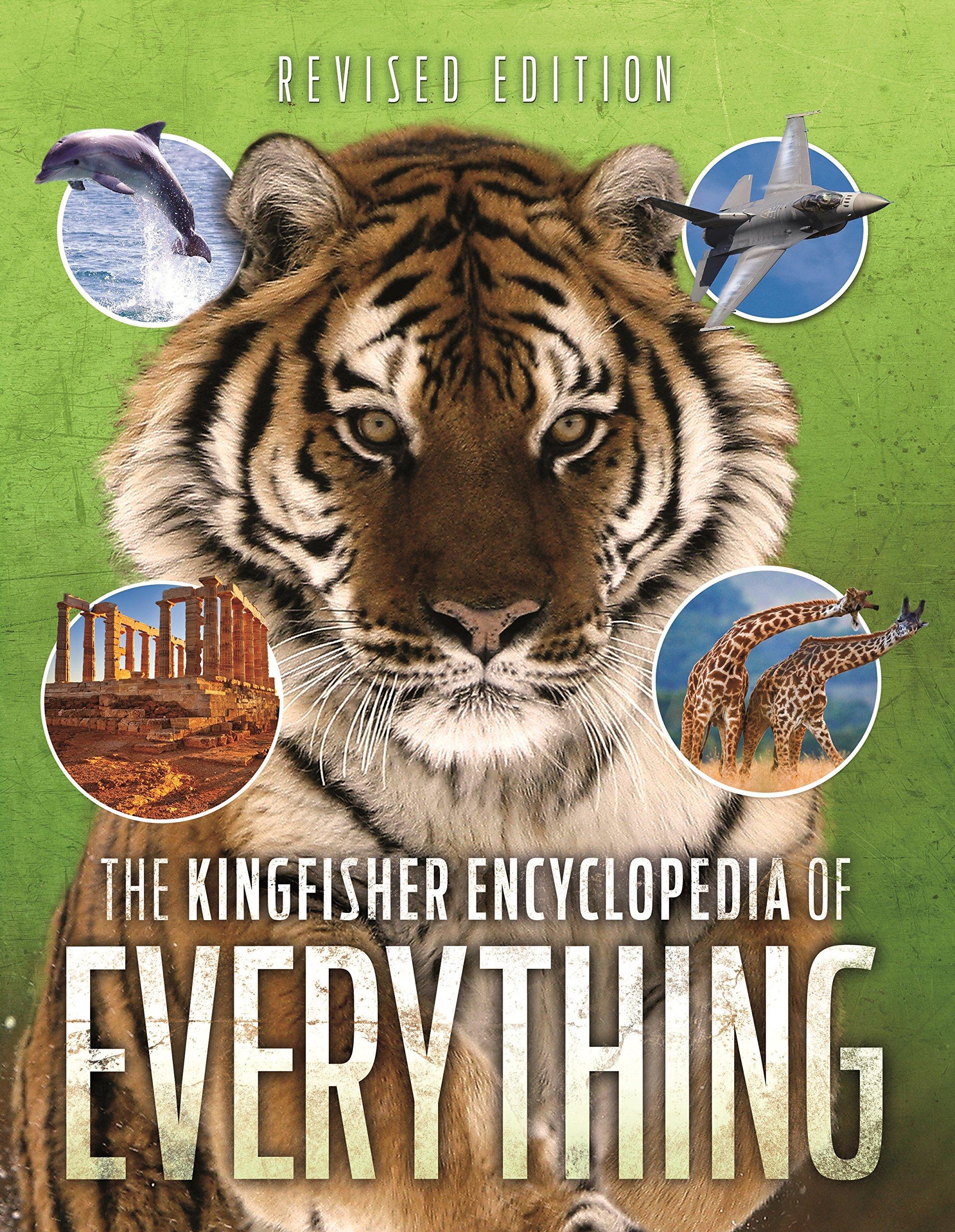 Read Online Kingfisher Encyclopedia of Everything (Kingfisher Encyclopedias) pdf epub