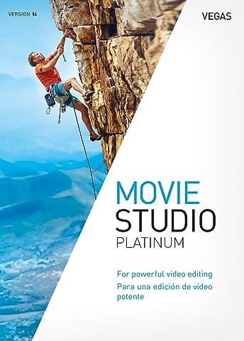 VEGAS Movie Studio 14 Platinum [Download] (Magix Studio Software)