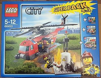 LEGO City - Value Pack - 66453: Amazon.es: Juguetes y juegos