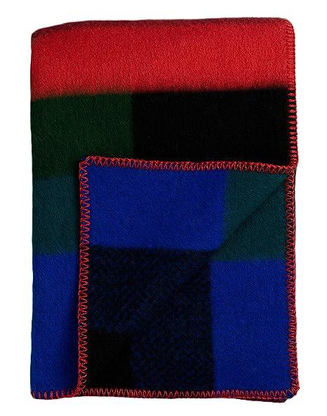 Amazon.com: Roros tweed – Funda 100% lana de noruego de en ...
